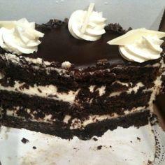 White Opera Cake Bonbonerie