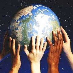 Did you know that there are American Indians all across Turtle Island (the North American continent) who say daily prayers for global peace, harmony and the Pray For World, We Are The World, Amanda Cole, St Joseph, Earth Day, Art Design, Drawing, Mother Earth, Michael Jackson