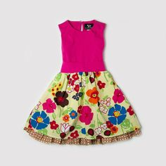 2360: ramblas dress - florentine