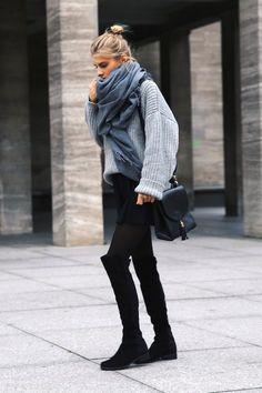 Parece que o frio está chegando! Pelo menos aqui no Sudeste já tirei o blazer e as jaquetas do guarda-roupa =) Sabemos que no Outono/ Inverno os looks...