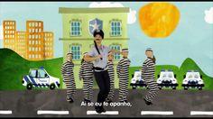 Sónia e as Profissões - O Policia