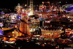 C GTC photography    Goose fair Nottingham. Wouldn't mean anything to you if you're not from there!