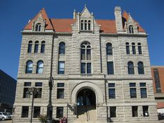Wood County Court House Parkersburg WV