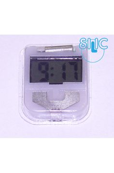Silic Watch ION II - náhradní strojek Nintendo Consoles, Watches, Clocks, Clock