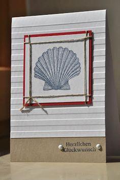 Bestempelt - Bettina und Maria: Scallop Shell
