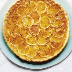 Seriously Lemon Tart Recipe | CookingLight.com