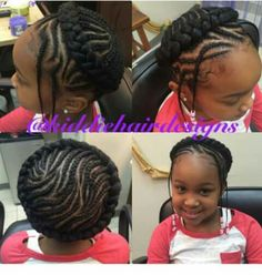 Superb Halo Braid And Cornrows Kids Hairstyles Pinterest Baby Girls Hairstyles For Men Maxibearus