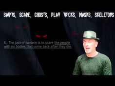Halloween Video Lesson from Pegasus English Language School