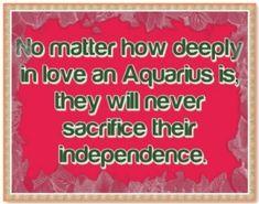 Aquarius Horoscope Quotes. QuotesGram
