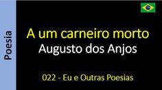 Poesia - Sanderlei Silveira: Augusto dos Anjos - 022 - A um carneiro morto