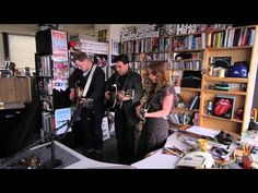 The Lone Bellow: NPR Music Tiny Desk Concert - YouTube