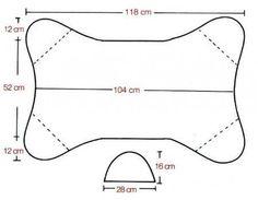 Resultado de imagen para molde de sillon bkf bah e for Cartamodello papillon