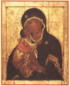 The Don Icon of the Mother of God was painted by Theophanes the Greek. On the day of the Kulikovo Battle (September 8, 1380, the Feast of the Nativity of ...