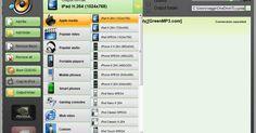 Audio Converter που μπορεί να μετατρέψει τα αρχεία ήχου σε MP3 AAC WAV WMA και σε άλλες δημοφιλείς μορφές. Με αυτό το εξαιρετικά προσαρμόσιμο εργαλείο τα αρχεία ήχου εξόδου σας θα διατηρήσουν εξαιρετική ποιότητα. Ο μετατροπέας ήχου θα λειτουργεί σε κινητές συσκευές όπως iPod iPhone iPad Zune PSP Archos iRiver κ.λπ. Το IQmango FREE Audio Converter έχει ένα πολύ απλό στη χρήση interface έτσι ώστε να επιτύχετε τα επιθυμητά αποτελέσματα με μερικά κλικ και ακριβώς όπως χρειάζεστε. Μεγάλη απόδοση…