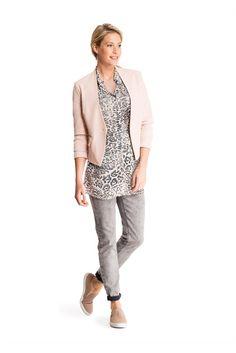 Sporty chic. Deze outfit is misschien wel de ultieme allrounder, omdat je er alle kanten mee uit kunt. #missetam
