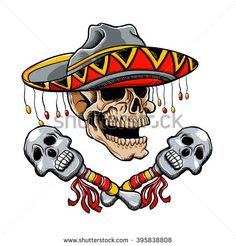 Skull Stock Photos, Images, & Pictures   Shutterstock