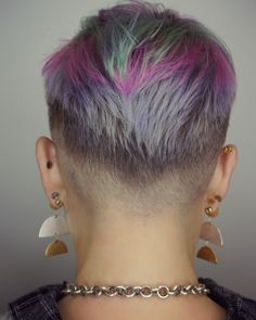 Pastel pixie. Use three bowls all diluted with Mercury. Seaglass, Blush and Lilac.