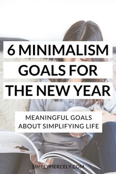 Here are 6 minimalism goals worth pursuing, along with resources and tips that w. - Here are 6 minimalism goals worth pursuing, along with resources and tips that will help you achieve - Becoming Minimalist, Minimalist Living, Intuition Quotes, Layout, Declutter Your Home, Minimalist Lifestyle, Slow Living, Simple Living, Organizer