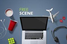 Games & Entertainment Free Scene