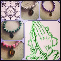 Layal glyfada prayer bracelets