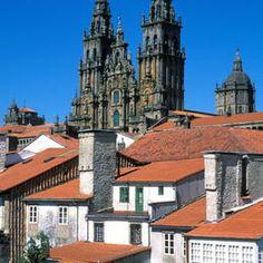 Santiago de Compostela (Old Town) | ©UNESCO / Patrice Thébault