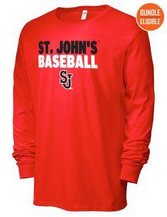 356a883c Great Season so far for the Johnnies! Find custom St. John's baseball  apparel at