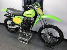 1980 Kawasaki KLX 250 Works Edition - East Coast Vintage MX