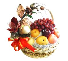Fresh Fruit Baskets - Fruits are healthy, tasty and good for you