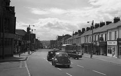 Shields Road, Byker, Newcastle upon Tyne; Old Photos, Vintage Photos, St Anthony's, North East England, Abandoned Places, Newcastle, Street View, The Incredibles, Photographs