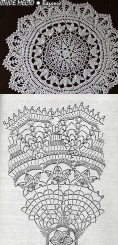 free crochet patterns, darmowe wzory szydełkowe, wzory obrusów szydełkiem, wzory serwet szydelkiem Knitting For BeginnersCrochet For BeginnersCrochet PatronesCrochet Scarf Filet Crochet, Crochet Doily Diagram, Crochet Doily Patterns, Crochet Round, Crochet Chart, Lace Patterns, Thread Crochet, Lace Knitting, Crochet Motif