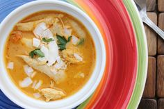 Looking for a coconut curry meal that will spice things up on a weeknight? This coconut curry soup is sweet and spicy, filled with healthy ingredients, and tastes great.