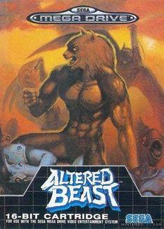 Saga MegaDrive: Altered Beast