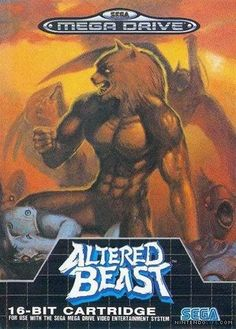 Saga MegaDrive: Altered Beast