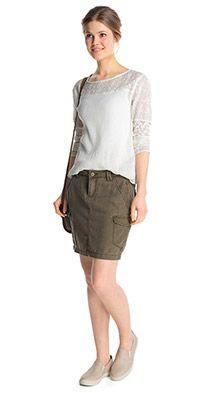 cargo skirt