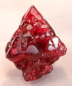 Spinel - such a perfect red.                                      http://buyjewelrydeals.com