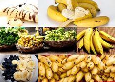 Banana e seus benefícios - Incorpore a banana na sua dieta