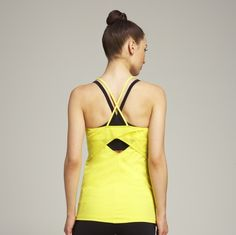 Selma Cut Out Tank (Available in: Black)