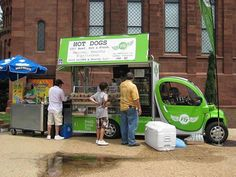 food cart  | Deliciously Awesome Eco-Friendly Food Trucks