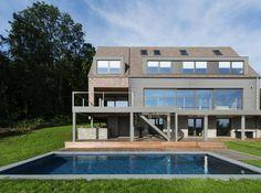 Villa E. - Transformation d'une habitation.