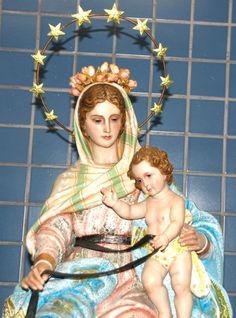 Oração à Nossa Senhora da Consolação...  :)