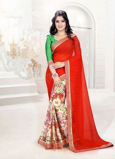 Price range Rs 1890/- Link: http://www.sonicasarees.com/sarees?catalog=3895 Shipped worldwide. Lowest Price guaranteed.