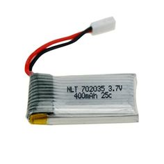 OVERMAL 1 Pcs 37V 400mAh Battery for Drone JJRC H31 RC Quadcopter *** Continue to the product at the image link.Note:It is affiliate link to Amazon.