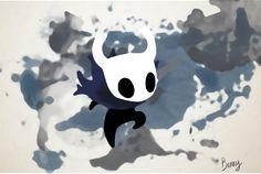 Hollow knight: My first digital painting! #Hollowknight #Art #FanArt #DigitalPainting #Gaming