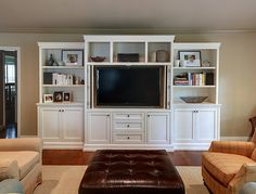 Favorite except need more space around tv & glass cabinets ☆☆☆☆☆☆
