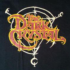 Vintage Medium 1980's The Dark Crystal fantasy movie t-shirt