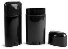 Deodorant Containers, oz Black Polypropylene Deodorant Tubes w/ Black Caps Deodorant Recipes, Homemade Deodorant, Natural Deodorant, Diy Lotion, Lotion Bars, Deodorant Containers, Organic Foundation, Homemade Sunscreen, Diy Body Scrub