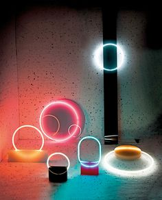 NEON | SABINE MARCELIS | LIGHTING | COLOUR