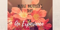 Mothers Day Gift Guide | Experience Gifts News From Experience Days Experience Gifts, Gift Guide, Mothers, News, Day, Artwork, Blog, How To Make, Work Of Art