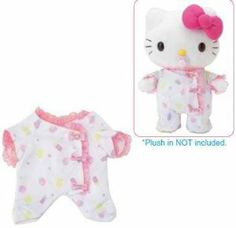 d5c84c10f Hello Kitty 'Baby' Dress-me Outfit - Heart Romper Outfit Only Doll Not  Included by sanrio. $29.99