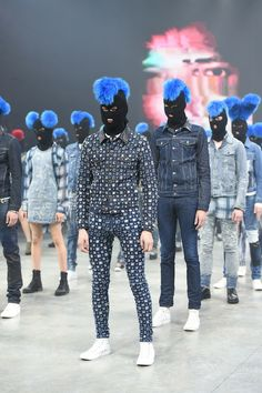 #StyleScoop: Diesel launches the FW14 Collection presentation show --- The first collection by Nicola Formichetti #DieselVenice